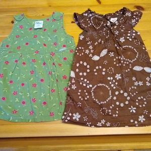 Two dress set 18 month